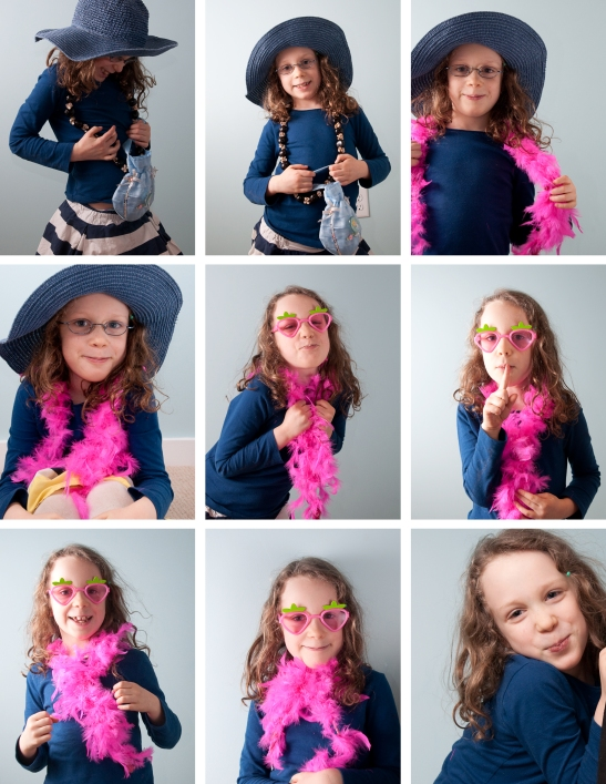 Hannah collage